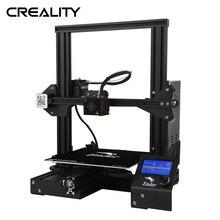 Creality 3D Ender-3/Ender-3X открыть построить принтер построить поверхность платформы мощность off резюме печати 220*220*250 мм