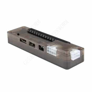 PCIe PCI-E EXP GDC External Laptop Video Card Dock / Laptop Docking Station (Express card interface Version)