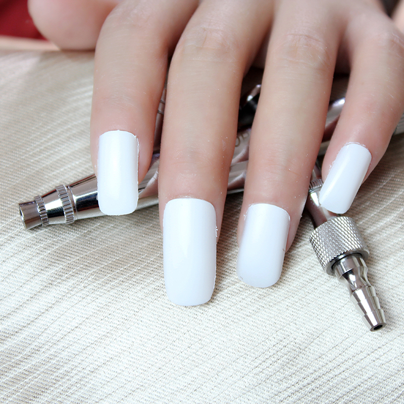 Ophir Wit Acryl Verf Airbrush Nail Inkt Pigment Voor Nail Stencil