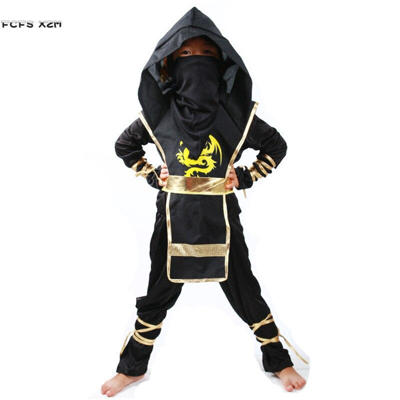 S-XXL Обувь для мальчиков японского воина Наруто Аниме ниндзя Косплэй Детские костюмы на Хэллоуин карнавал Пурим Маскарад этап платье для выс...