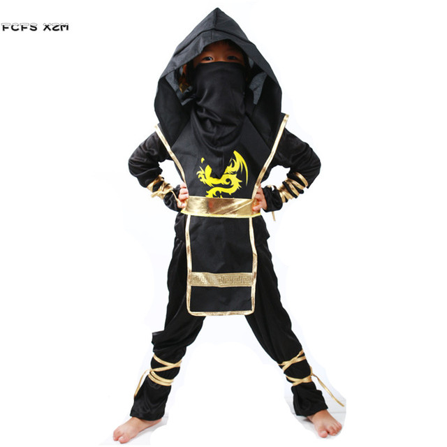 S-XXL Boys Japanese warrior Naruto Ninja anime Cosplay Children Halloween Costumes Carnival Purim Masquerade  sc 1 st  AliExpress.com & S XXL Boys Japanese warrior Naruto Ninja anime Cosplay Children ...