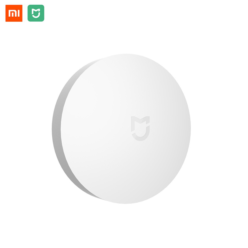 Original Xiaomi Mijia mini interruptor inteligente inalámbrico portátil para xiaomi Smart Home Control Center inteligente