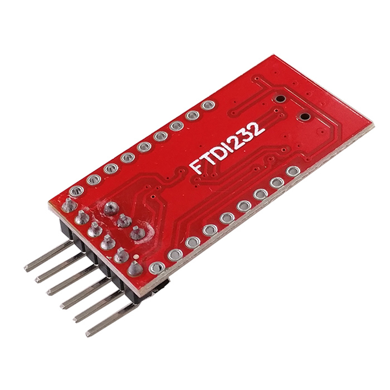 Image 4 - 50pcs FT232RL FT232 FTDI USB to TTL 3.3 V 5.5 V Series Adapter Download Module Cable for Mini Port-in Integrated Circuits from Electronic Components & Supplies