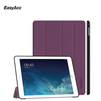 Case for iPad Air 2 , PU Leather Smart Cover Folio Case Stand with Auto Sleep/ Wake Function ecology Cover for iPad 6/ Air 2 animuss bluetooth wireless keyboard folio flip smart cover for apple ipad mini 4 with folding stand and auto sleep wake function