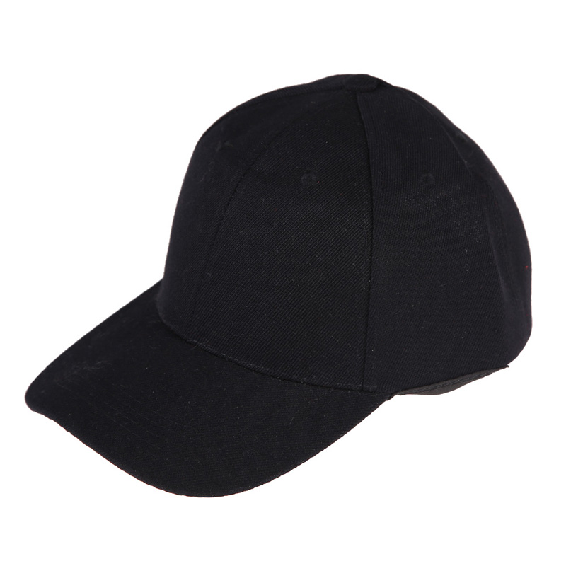 Simple Design Sports Hats Fashion A grade Womens Men Sport Baseball Visor Hat Cap Plain Blank Golf Ball Hat