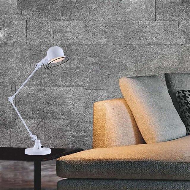 E14 ПРИВЕЛО Лампа для чтения Исследование Спальня Led Рабочая Лампа Длинная Рука Складной Night Lights Настольная Лампа Внутреннего Освещения