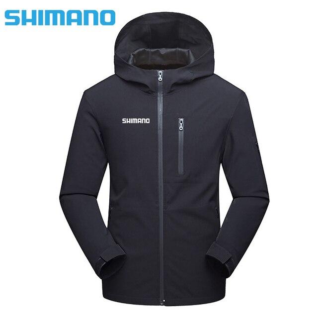 a2933f659 SHIMANO 2019 Winter Windproof Fishing Jacket Ultra Thin UV Protection  Clothes Keep Warm Windbreaker Fishing Coat