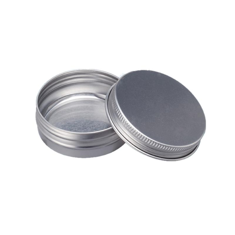 50 x 20mm 30 ML / 30G / 1FL OZ Aluminum Jar Silver Jar for Cream Powder Gel Use Best Cosmetic Bottles 8.5G Aluminum Can Tin recette merveilleuse ultra eye contour gel by stendhal for women 0 5 oz gel