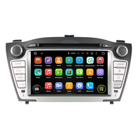 KLYDE 7 2 Din Android 8.1 Car Radio For Hyundai TUCSON IX35 2009 2012 Car Audio 2+16GB Multimedia Player Car Stereo Mirror DVD