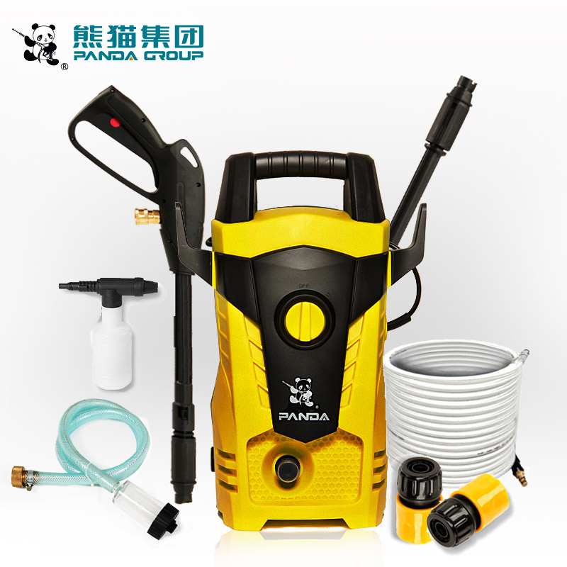 Power Washing Machine >> Us 110 0 Xm 2081a High Pressure Washing Machine Pump 105bar 220v 1 5kw Portable Car Pressure Washer Pump 5 5lpm Cold Water Cleaning Pump In Pumps