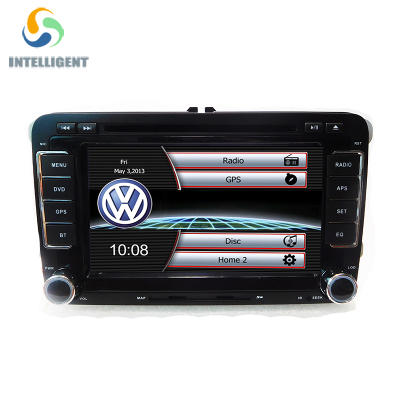 best 2 din car dvd player gps radio stereo for vw golf 4. Black Bedroom Furniture Sets. Home Design Ideas
