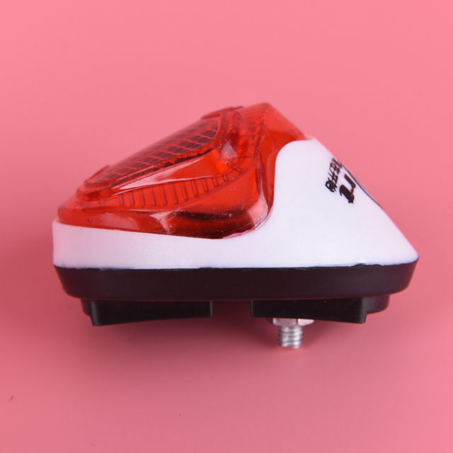 Fahrrad Zubehör Automatische Fahrrad Vorne Hinten Reflektierende Objektiv MTB Rennrad Reflektor Radfahren Warnung Licht Fahrrad