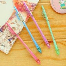 Случайная 10 шт. Южная Корея канцелярские свежий карандаш конфеты цвет творческой милый ученик 0.5 автоматический карандаш деятельность