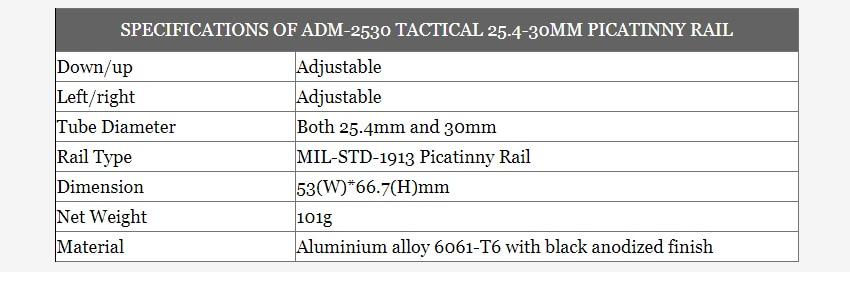 trilhos âmbito montagens para ak 47 rifle