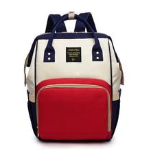 Fashion Mummy Maternity Baby Bag Travel Backpack.