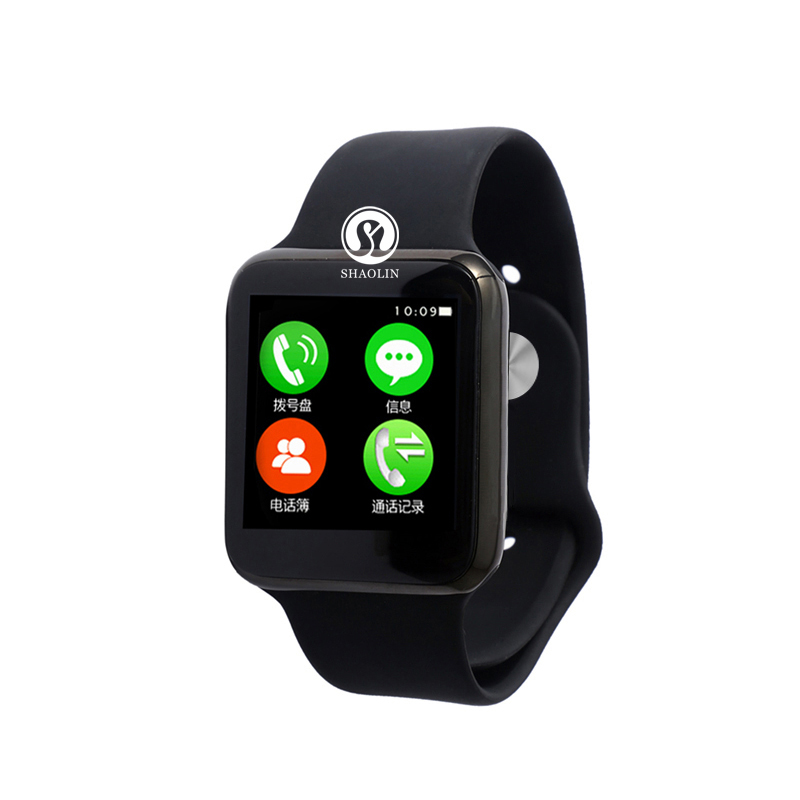Bluetooth Smart Watch 42MM smartwatch 1:1 clock for ios apple iPhone Samsung huawei xiaomi цена