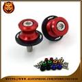 For YAMAHA YZFR6 YZFR1 YZFR3 YZFR25 YZFR125 YZF R6 R1 R3 R25 red black Motorcycle 0.236 inch CNC Aluminum Swingarm Spools slider