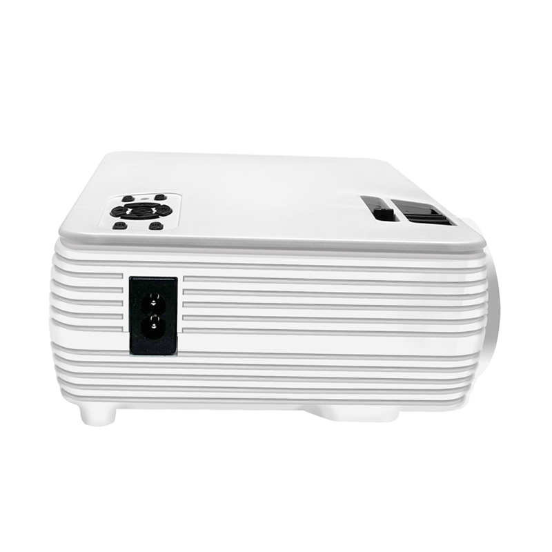 Android Full High Portable LED Projector Definition MIni LCD Beamer Mini Draagbare Projector Home Media Media Proyector