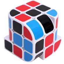 ZCUBE Penrose Cube Trihedron Magic Cube Puzzle Toys for Competition Challenge