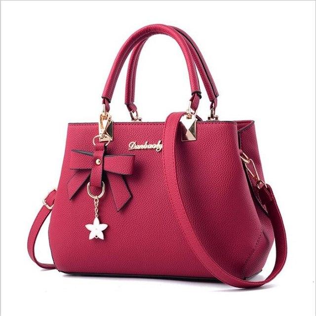 Elegant Shoulder Bag Women Designer Luxury Handbags