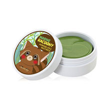 SECRET KEY Marine Racoony Hydrogel Eye & Multi Patch 60pcs Mask Firming Face Skin Care Moisture Whitening Korea Cosmetics