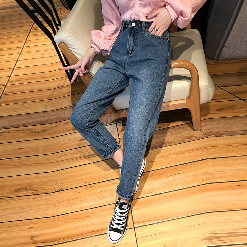 Cheap wholesale 2020 new Spring Summer Autumn Hot selling women's fashion casual  Denim Pants BP71