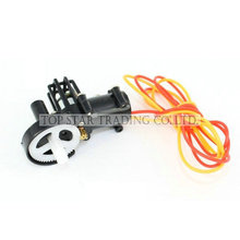UDI U12 U23 RC helicopter spare parts tail gear box with motor