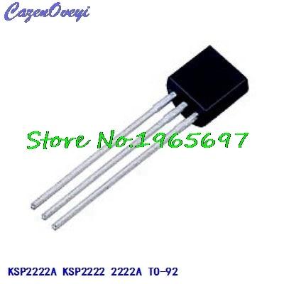 25pcs/lot KSP2222A KSP2222 2222A TO-92 New Original In Stock