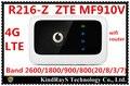 Разблокирована Vodafone R216 R216-z 3 г 4 г Wi-Fi маршрутизатор мифи donlge 4 Г LTE zte mf910 МДМ 9225 Точка Мобильный Wi-Fi Маршрутизатор пк e5372 e589