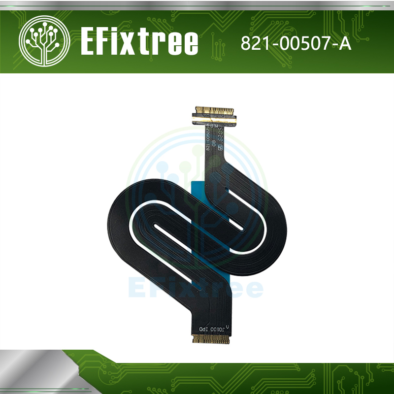 New Original  2015 2016 2017 821-00507-A 821-00507 For Macbook 12'' A1534 IPD Trackpad Touchpad Flex Cable EMC 2746 2991 3099