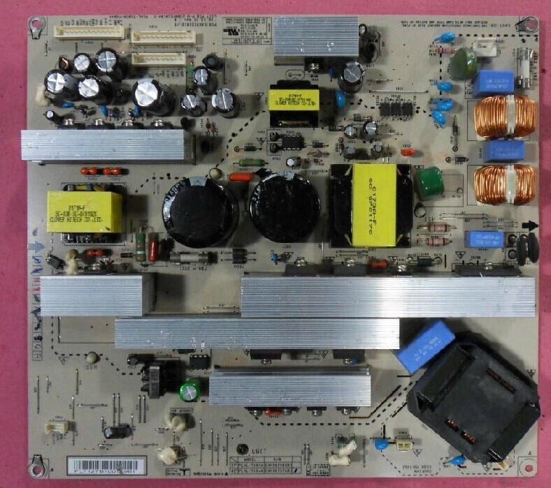 42LC7R power panel PLHL-T604A EAY34797001 EAX32268301 2300KEG010A-F is used 42pfl9509 power panel 2300kpg109a f is used