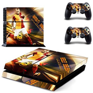 Image 4 - PS4 Skin Sticker Decal Vinyl for Sony Playstation 4 Console and 2 Controllers PS4 Skin Sticker