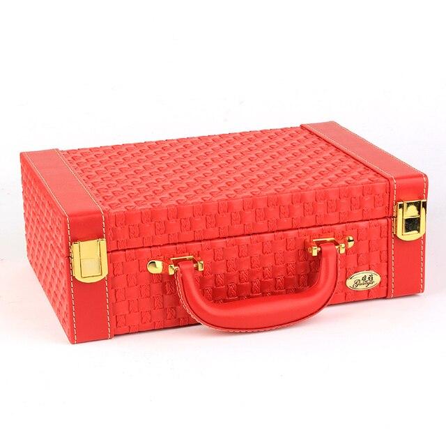 GUANYA new design brand Korean jewelry display jewelry box box for