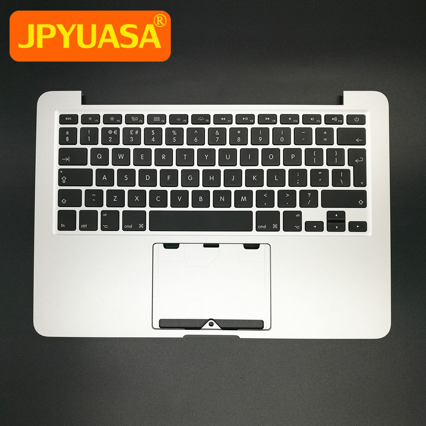 Genuine Top Case Topcase with UK Keyboard + Backlight For Macbook Pro Retina 13 A1502 ME864 ME866 2013 2014 universal pke car keyless entry alarm system with remote engine start push start stop button trunk release