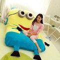 Actividad ojo pequeña gente de color amarillo pequeño de dibujos animados esteras colchón beanbag regalo personalidad tatami