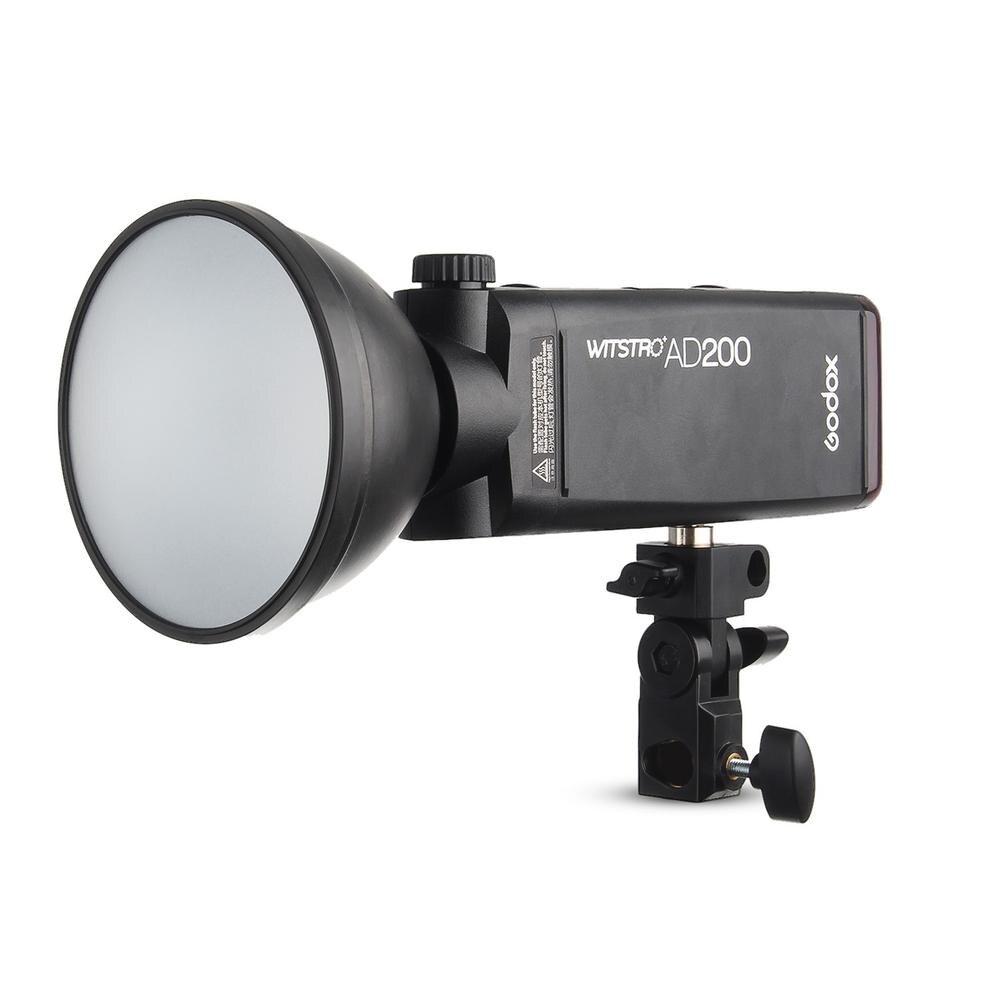 Godox AD200 2.4G Flash 1/8000 HSS լուսանկարչական - Տեսախցիկ և լուսանկար - Լուսանկար 2