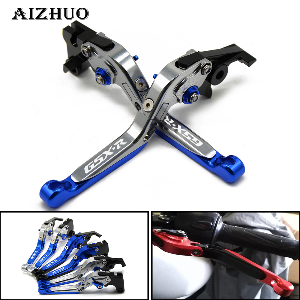 For Suzuki GSX-R600 GSXR 600 1997-2003 GSX-R750 GSXR 750 1996-2003 K1 K2 K3 moto CNC Foldable Extendable brake&Clutch Levers 8colors brake clutch levers for suzuki gsxr1300 hayabusa 96 07 gsxr 1300 gsx r1300 96 97 98 99 00 01 02 cnc clutch brake lever
