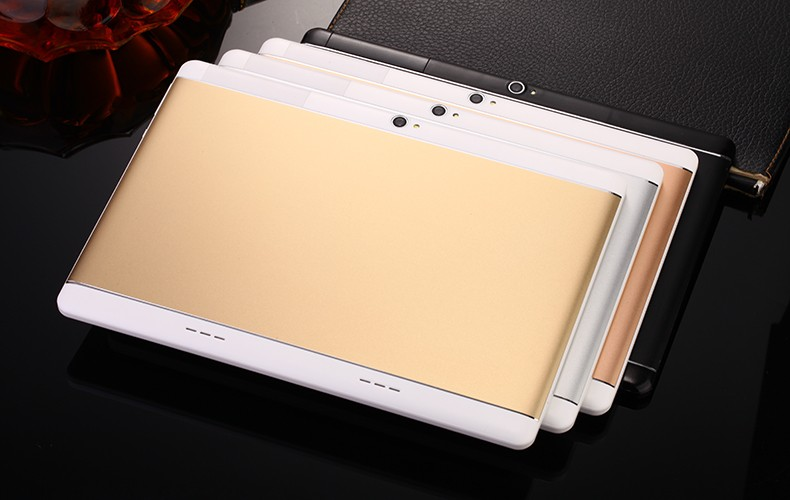 """DHL Free 10 inch Tablet PC MTK8752 Octa Core 4GB RAM 64GB ROM Android 7.0 GPS 3G 1280*800 IPS Tablet 10""""+Gifts 6"""