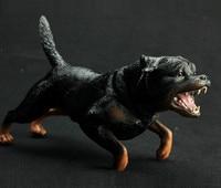 Dog Simulation Model Animals Kids Toys Children Educational Props Farm Animals Pet