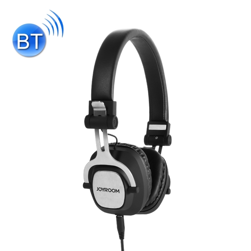 Bluetooth Headset JOYROOM BT149 Head Phones Folding Wireless Stereo Headphones Noise Canceling For iPhone 7 Plus HTC Earphones joyroom 3 part finger holder hard cover for iphone 7 plus black