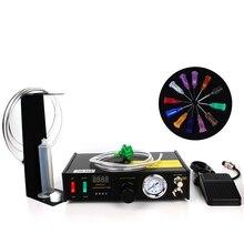HB983 Digital Automatic Glue Dispenser/ plastic injection UV Solder Paste/Liquid glue dispensing display machine