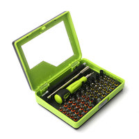 53 in 1 Multi-purpose di Precisione Magnetico Set di Cacciaviti Kit Torx PH Pentalobe per Mac iPhone iPad Samsung