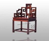 Китай классический палисандр Fauteuil дома живет Обеденная Redwood мебель кресло Аннато твердый деревянный стул поддержке с перила