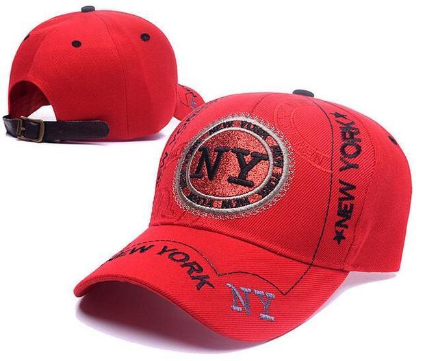 NEW YORK Berretto Piatto Regolabile Uomo Donna Outdoor Sports Skateboarding  Strada Cappello di Snapback Lettera NY 8de22c2e2153