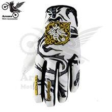 Gants de protection pour moto de course, 3 couleurs, pour motocross, pour kawasaki, honda, suzuki, yamaha, KTM, pour dirt bike