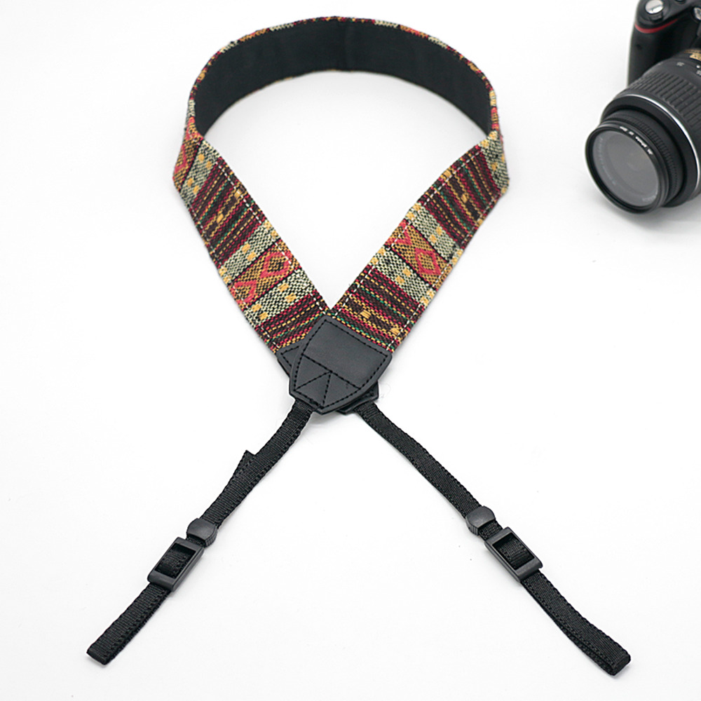 folk-custom LYN-209 Camera Shoulder Strap For SLR DSLR For Canon Nikon Sony Camera free shipping