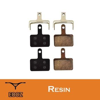 EOOZ 2 PRS * pół-metaliczne MTB tarczowe klocki hamulcowe do SHIMANO B01S M315 M375 M395 M416 M447 M486 M515 M525 M575 tanie i dobre opinie SHIMANO B01S M375 M395 M486 M485 M475 M416 M446 M515 M445 M525 Hydrauliczny hamulec tarczowy (hydrauliczny hamulec pad)