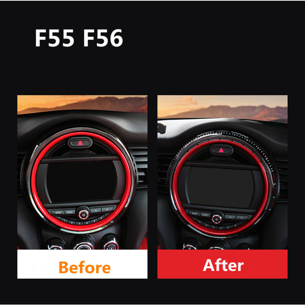 For MINI Cooper F55 F56 JCW  (5)