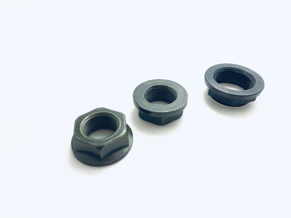 Clutch Flange Nut Kit For Yamaha RHINO 660 BRUIN 2WD GRIZZLY 350 4WD GRIZZLY 660