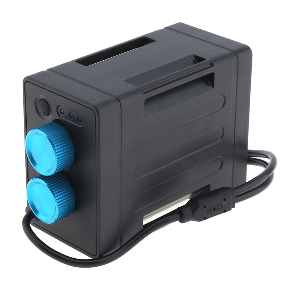 Wholesale TrustFire IP67 8.4V Waterproof Battery Holder Case Box with USB Interface Support 6 x 18650 Battery for LED Light